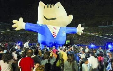 Bolivarianos busca mascota