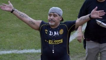 Maradona pide que den como campeón de la Copa Libertadores a Boca Juniors