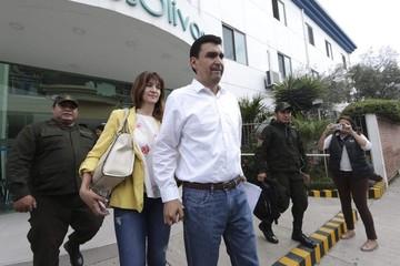 Leyes recibe el alta médica y abogado espera que vuelva a la Alcaldía