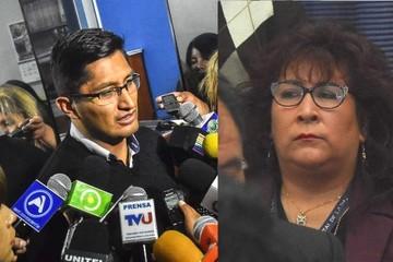 """Fiscalía procesa penalmente a ex fiscales Blanco y Boyán del """"caso Alexander"""""""