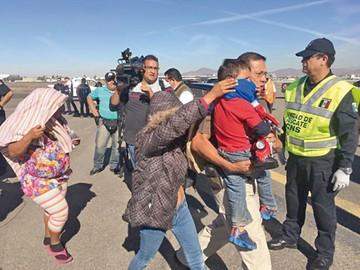 Migrantes, cada vez más lejos de ingresar a EEUU