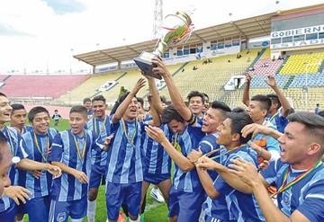 Sucre acogerá certamen nacional de fútbol sub 19