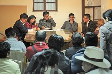 Codeinca ratifica apoyo a paro pese a inasistencia