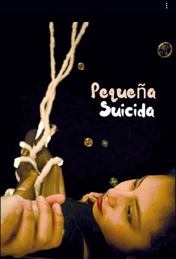 """Teatro Tetraskel estrena la obra """"Pequeña suicida"""""""