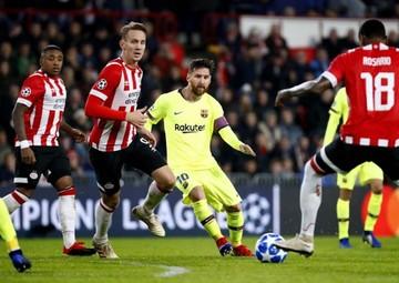 Barcelona avanza primero