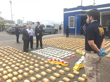 """Cae banda de """"narcos"""" liderada por bolivianos"""