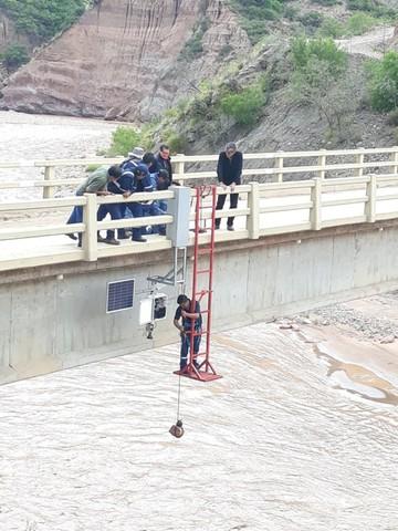 Estaciones meteorológicas controlarán tomas de agua