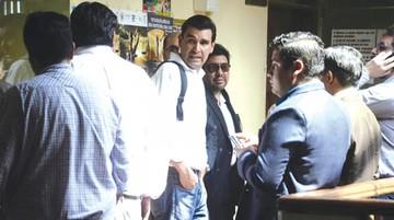 Encarcelan al alcalde Leyes en Cochabamba