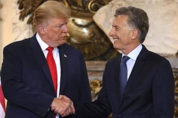 Macri y Trump charlan sobre China, temas comerciales y situación de Venezuela