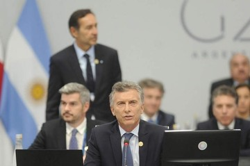 """Se abre el G20 y Macri pide actuar con """"la misma urgencia"""" que en la crisis del 2008"""