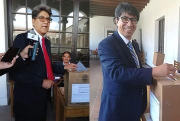 U: Padilla y Campos se perfilan como favoritos según escrutinio oficial en desarrollo