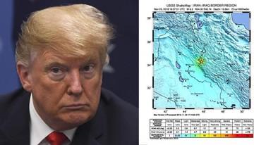 """Trump """"está pendiente"""" de la situación en Alaska tras terremoto"""