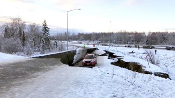 Fuerte sismo en Alaska produjo alerta de tsunami