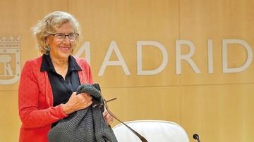 Alcaldesa de Madrid orgullosa de acoger  la final de la Copa