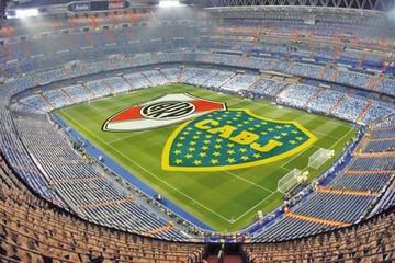 La final en Madrid ya no puede revertirse