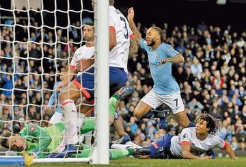 El Manchester City se afianza en el liderato