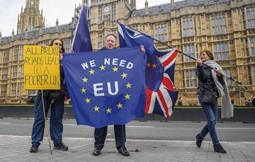 """""""Brexit"""", entre  la argucia y el caos"""
