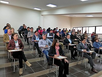489 aspirantes a vocales se presentaron al examen