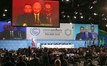 Cumbre del clima afronta reto de reducir emisiones