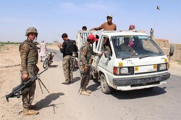 Retienen a 60 camioneros en el norte de Afganistán