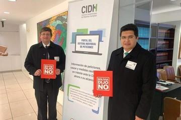 """Demócratas pide a la CIDH hacer un """"tratamiento urgente y anticipado"""" de su denuncia por el 21F"""
