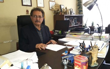Édgar Bazán renuncia al cargo de Alcalde de la ciudad de Oruro