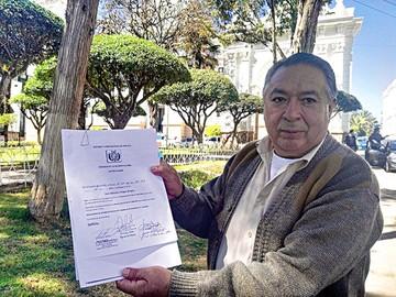 TSJ rechaza recurso de ex juez de Cochabamba
