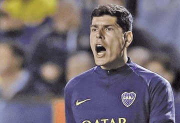 Un boliviano en la gran final de la Libertadores