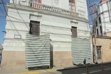 Remozarán fachada de la Gobernación tras 15 años