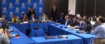 CIDH estudiará con atención la denuncia en contra de la reelección indefinida