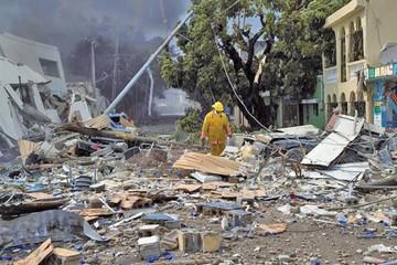 Explosión deja 3 muertos en República Dominicana