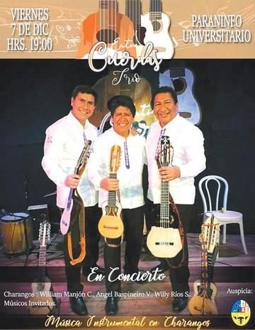 Entre Cuerdas revaloriza el charango como solista