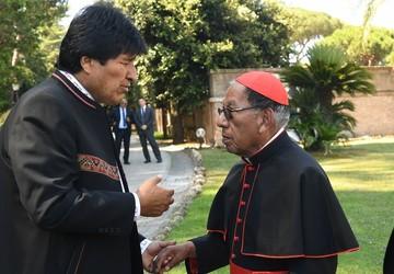 Cardenal está en desacuerdo que solamente una persona gobierne el país