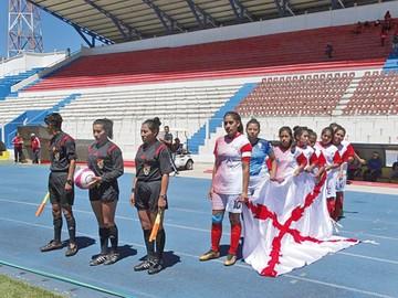 Chuquisaca va por otro triunfo en la Copa sub 18