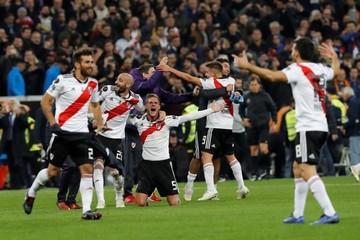 River gana a Boca y es campeón de la Libertadores