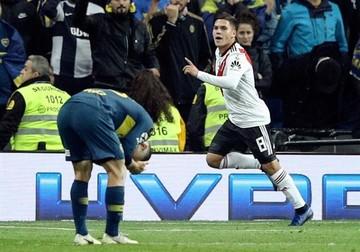 Quintero toca el cielo en Madrid y proclama a River campeón