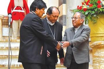 Gobierno acusa a obispos por la violencia en el país