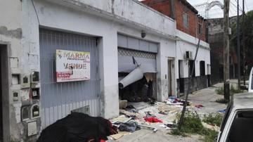 Niña de origen boliviano muere en un incendio en Buenos Aires