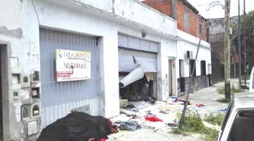 Niña de papás bolivianos muere en un incendio