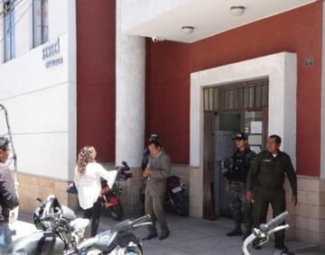 Callejas: Organizaciones saldrán a defender a Evo