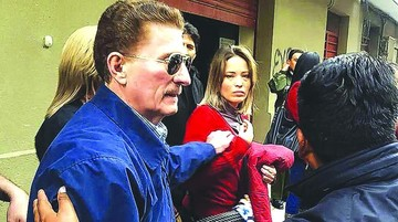 "Ministro advierte con apresar a ""Techo de paja"""