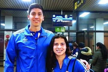 China: Quintanilla y Tórrez superan marcas en el Mundial de Natación
