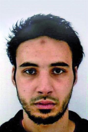 Policía francesa abate al terrorista de Estrasburgo
