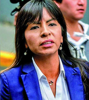 Incluyen a abogada en juicio contra Keiko