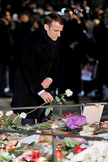 Francia busca cómplices de ataque en Estrasburgo