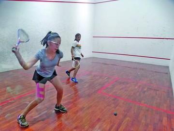Squash al máximo