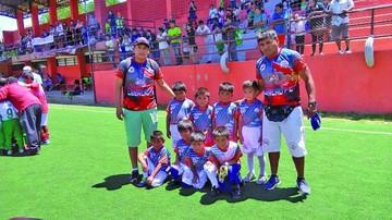 Libertad debuta en Copa