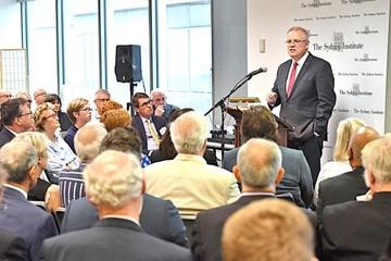 Australia reconoce a Jerusalén Oeste como capital israelí