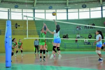 Voleibol cierra hoy nacionales  en la Capital