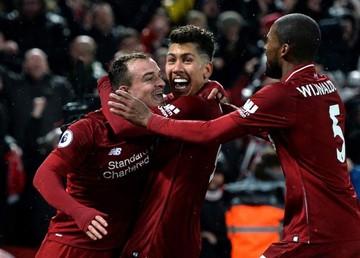 Liverpool se queda con  el clásico de Inglaterra